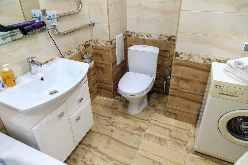 1-комн. квартира, 45 кв.м. на 2 человека, Строительный переулок, 8, Иркутск - Фотография 12
