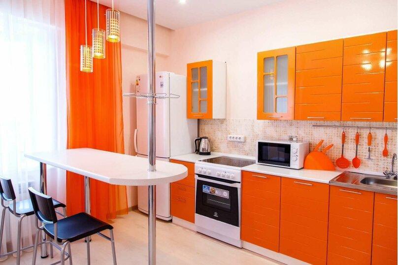 1-комн. квартира, 45 кв.м. на 4 человека, Строительный переулок, 8, Иркутск - Фотография 4