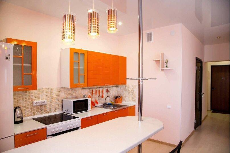 1-комн. квартира, 45 кв.м. на 4 человека, Строительный переулок, 8, Иркутск - Фотография 5