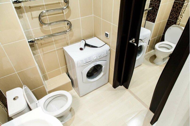 1-комн. квартира, 45 кв.м. на 4 человека, Строительный переулок, 8, Иркутск - Фотография 9