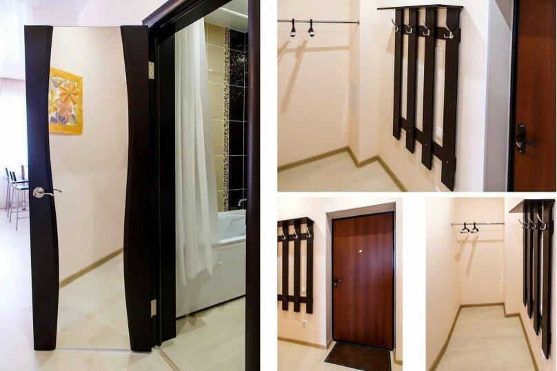 1-комн. квартира, 45 кв.м. на 4 человека, Строительный переулок, 8, Иркутск - Фотография 12