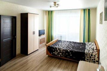 1-комн. квартира, 45 кв.м. на 4 человека, Строительный переулок, 8, Иркутск - Фотография 1
