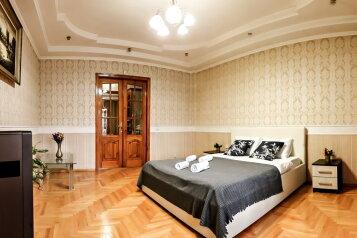 2-комн. квартира, 60 кв.м. на 4 человека, улица Куйбышева, 4, Кисловодск - Фотография 1