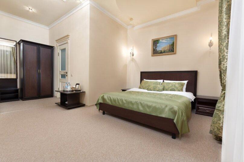 Стандартый двухместный с одной двухспальной кроватью, улица Курчатова, 41, Обнинск - Фотография 1