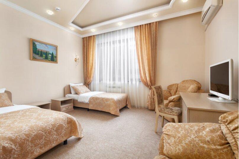 Стандартный двухместный с двумя раздельными кроватями, улица Курчатова, 41, Обнинск - Фотография 1