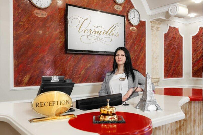 """Отель """"Версаль"""", улица Курчатова, 41 на 17 номеров - Фотография 5"""
