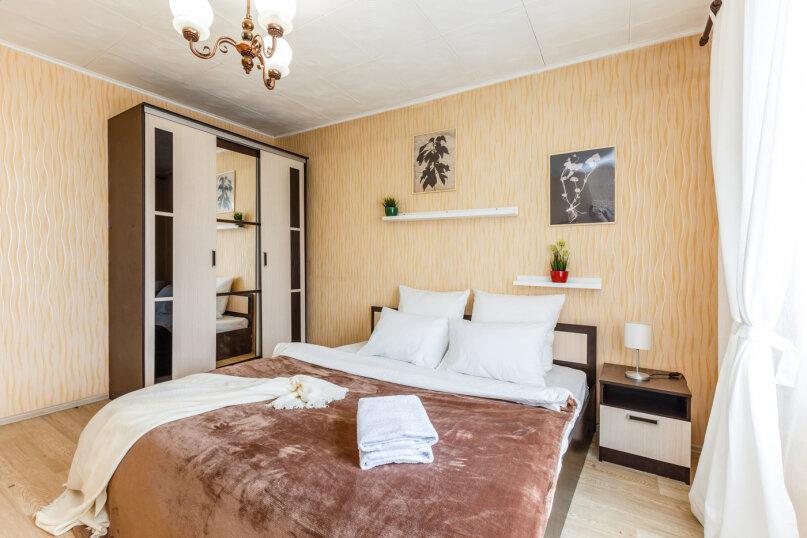 2-комн. квартира, 50 кв.м. на 4 человека, 5-я Кожуховская улица, 13, Москва - Фотография 4