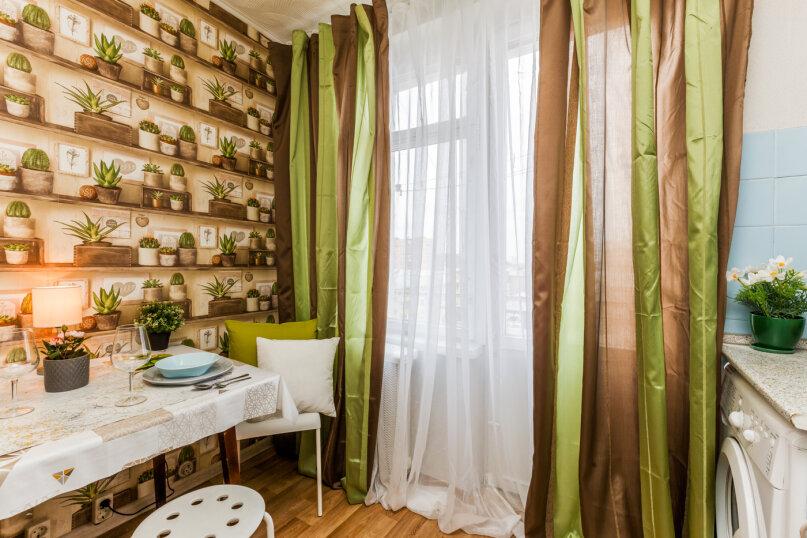 2-комн. квартира, 50 кв.м. на 4 человека, 5-я Кожуховская улица, 13, Москва - Фотография 7
