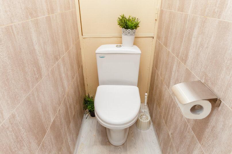 2-комн. квартира, 50 кв.м. на 4 человека, 5-я Кожуховская улица, 13, Москва - Фотография 9