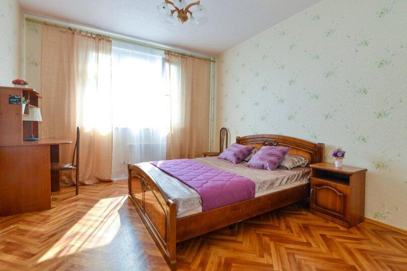 2-комн. квартира, 42 кв.м. на 6 человек, Азовская улица, 9к2, Москва - Фотография 1