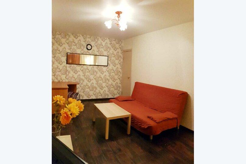 2-комн. квартира, 50 кв.м. на 4 человека, улица Блюхера, 14, Новосибирск - Фотография 3