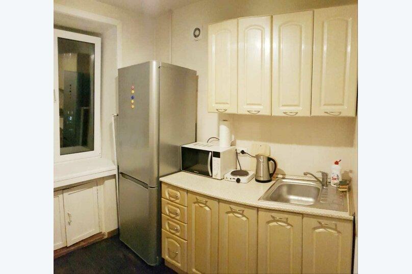 2-комн. квартира, 50 кв.м. на 4 человека, улица Блюхера, 14, Новосибирск - Фотография 6