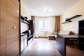 1-комн. квартира, 26 кв.м. на 4 человека, улица Брянцева, 13к1, Санкт-Петербург - Фотография 1