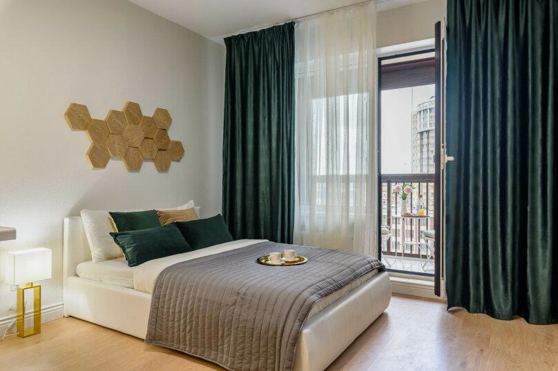 1-комн. квартира, 32 кв.м. на 3 человека, 5-й Предпортовый проезд, 2, Санкт-Петербург - Фотография 7