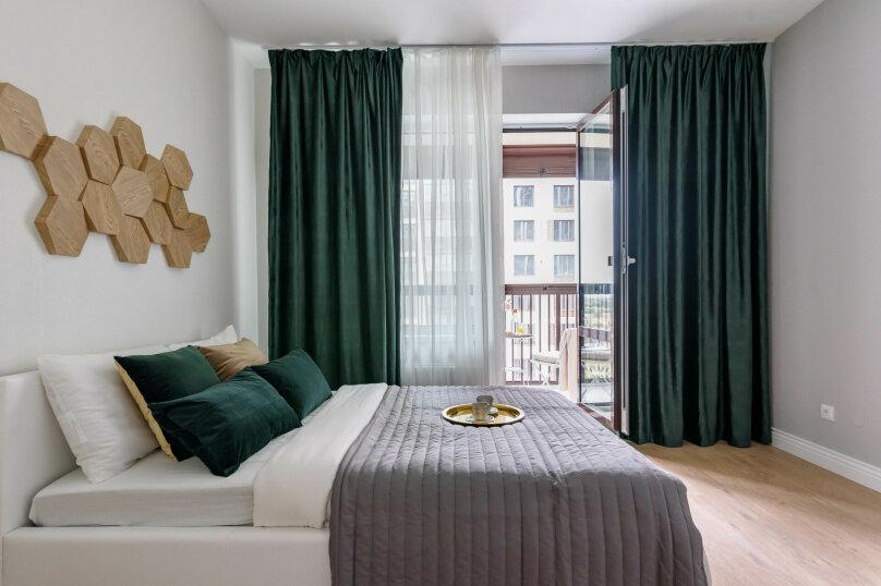1-комн. квартира, 32 кв.м. на 3 человека, 5-й Предпортовый проезд, 2, Санкт-Петербург - Фотография 11