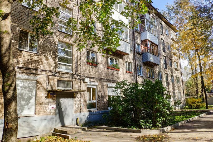 1-комн. квартира, 35 кв.м. на 4 человека, 1-я Красноармейская улица, 56А, Пермь - Фотография 2