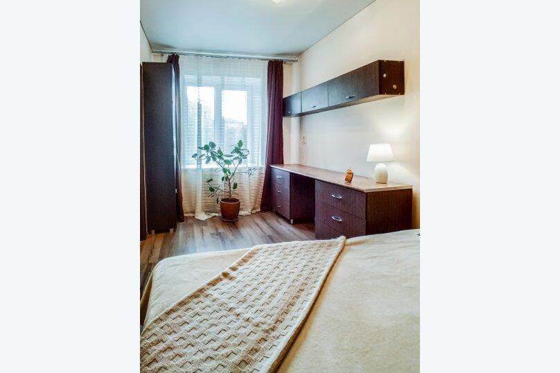 2-комн. квартира, 42 кв.м. на 3 человека, улица Героев Хасана, 5, Пермь - Фотография 7