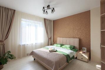2-комн. квартира, 67 кв.м. на 4 человека, улица Николая Островского, 93Б, Пермь - Фотография 1