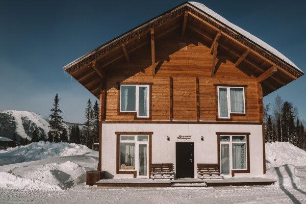 Шале комфорт-класса в альпийском стиле, 200 кв.м. на 14 человек, 6 спален