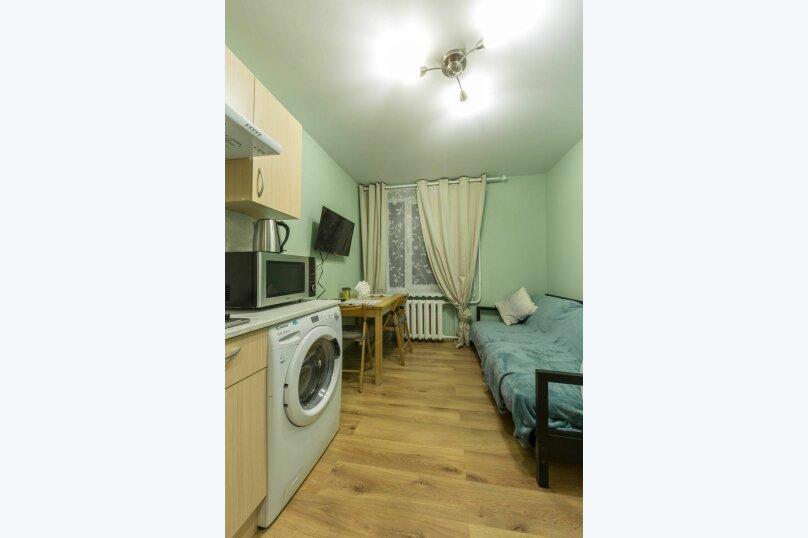 1-комн. квартира, 15 кв.м. на 2 человека, улица Шумилова, 11, Москва - Фотография 3