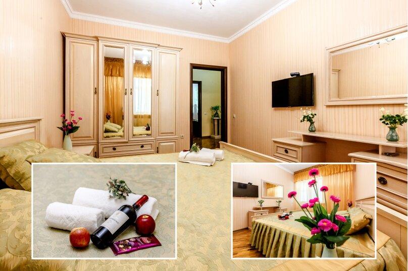 """Дом в 3-х уровнях """"Атлантида - 4"""", 180 кв.м. на 10 человек, Карачаевская улица, 52а, Домбай - Фотография 3"""