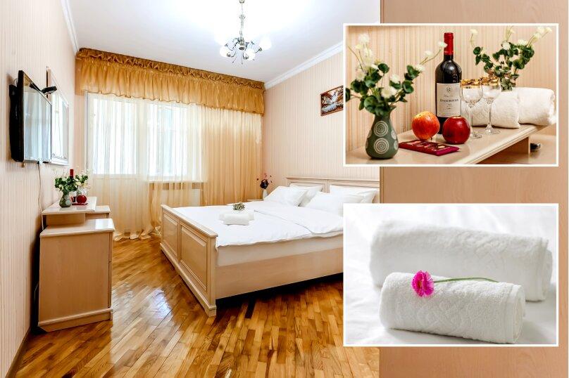 """Дом в 3-х уровнях """"Атлантида - 4"""", 180 кв.м. на 10 человек, Карачаевская улица, 52а, Домбай - Фотография 11"""