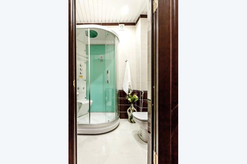 """Дом в 3-х уровнях """"Атлантида - 4"""", 180 кв.м. на 10 человек, Карачаевская улица, 52а, Домбай - Фотография 22"""