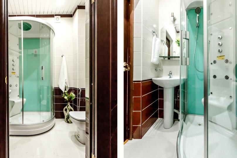 """Дом в 3-х уровнях """"Атлантида - 4"""", 180 кв.м. на 10 человек, Карачаевская улица, 52а, Домбай - Фотография 23"""