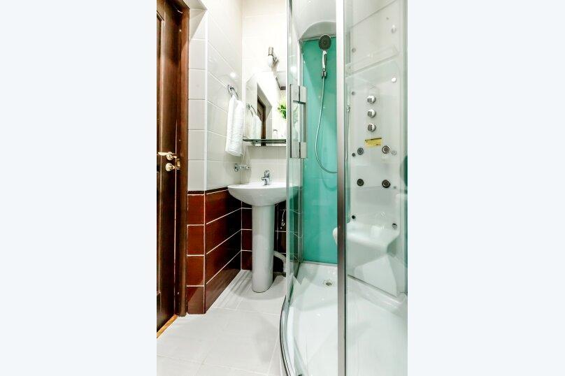 """Дом в 3-х уровнях """"Атлантида - 4"""", 180 кв.м. на 10 человек, Карачаевская улица, 52а, Домбай - Фотография 24"""