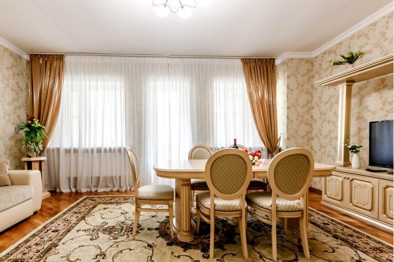 """Дом в 3-х уровнях """"Атлантида - 4"""", 180 кв.м. на 10 человек, Карачаевская улица, 52а, Домбай - Фотография 36"""