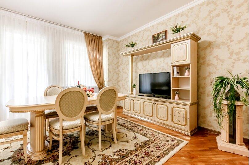 """Дом в 3-х уровнях """"Атлантида - 4"""", 180 кв.м. на 10 человек, Карачаевская улица, 52а, Домбай - Фотография 37"""