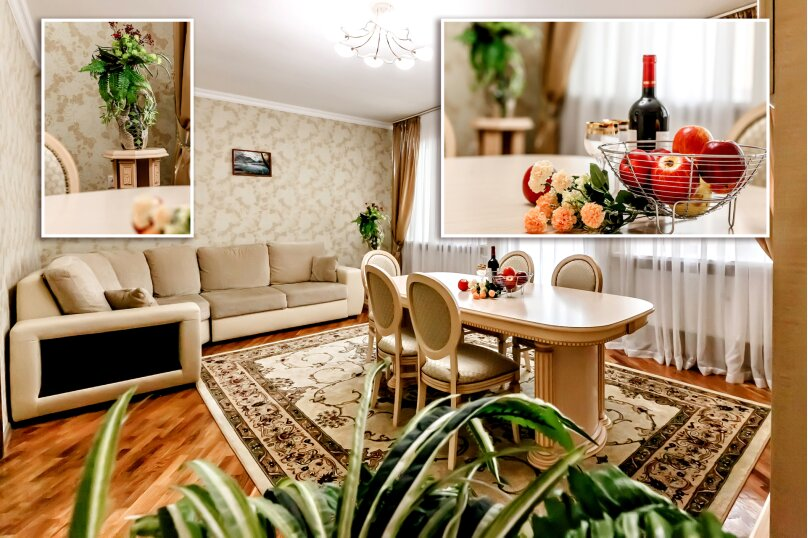 """Дом в 3-х уровнях """"Атлантида - 4"""", 180 кв.м. на 10 человек, Карачаевская улица, 52а, Домбай - Фотография 38"""