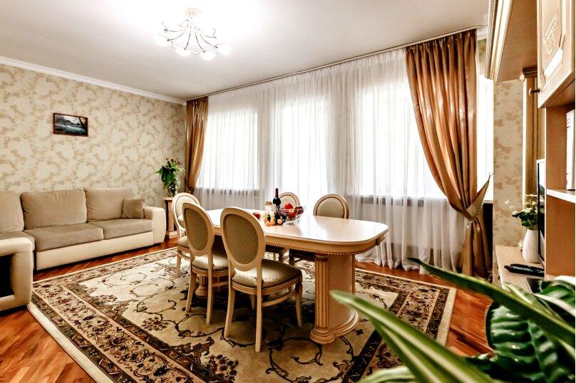 """Дом в 3-х уровнях """"Атлантида - 4"""", 180 кв.м. на 10 человек, Карачаевская улица, 52а, Домбай - Фотография 39"""