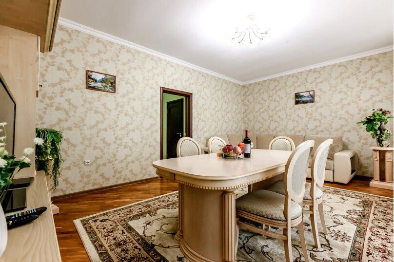 """Дом в 3-х уровнях """"Атлантида - 4"""", 180 кв.м. на 10 человек, Карачаевская улица, 52а, Домбай - Фотография 40"""