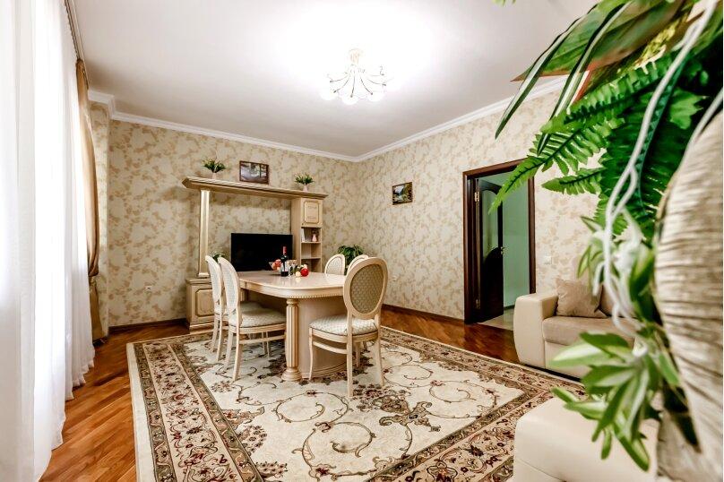 """Дом в 3-х уровнях """"Атлантида - 4"""", 180 кв.м. на 10 человек, Карачаевская улица, 52а, Домбай - Фотография 41"""