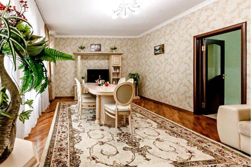 """Дом в 3-х уровнях """"Атлантида - 4"""", 180 кв.м. на 10 человек, Карачаевская улица, 52а, Домбай - Фотография 42"""