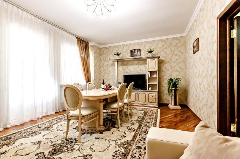 """Дом в 3-х уровнях """"Атлантида - 4"""", 180 кв.м. на 10 человек, Карачаевская улица, 52а, Домбай - Фотография 43"""