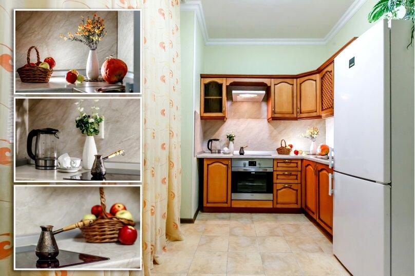"""Дом в 3-х уровнях """"Атлантида - 4"""", 180 кв.м. на 10 человек, Карачаевская улица, 52а, Домбай - Фотография 52"""
