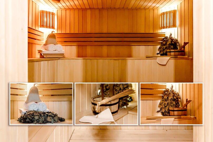 """Дом в 3-х уровнях """"Атлантида - 4"""", 180 кв.м. на 10 человек, Карачаевская улица, 52а, Домбай - Фотография 63"""