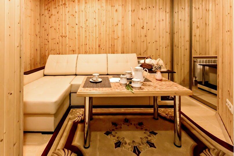"""Дом в 3-х уровнях """"Атлантида - 4"""", 180 кв.м. на 10 человек, Карачаевская улица, 52а, Домбай - Фотография 66"""