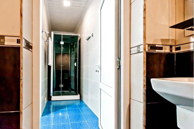 """Дом в 3-х уровнях """"Атлантида - 4"""", 180 кв.м. на 10 человек, Карачаевская улица, 52а, Домбай - Фотография 71"""
