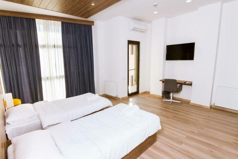 Delux Double or Twin room with Balcony, улица Соломона Додашвили, 20, Тбилиси - Фотография 5