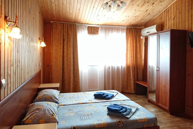 Двухместный номер (без балкона), Бугазская коса, причал 14, Анапа - Фотография 1