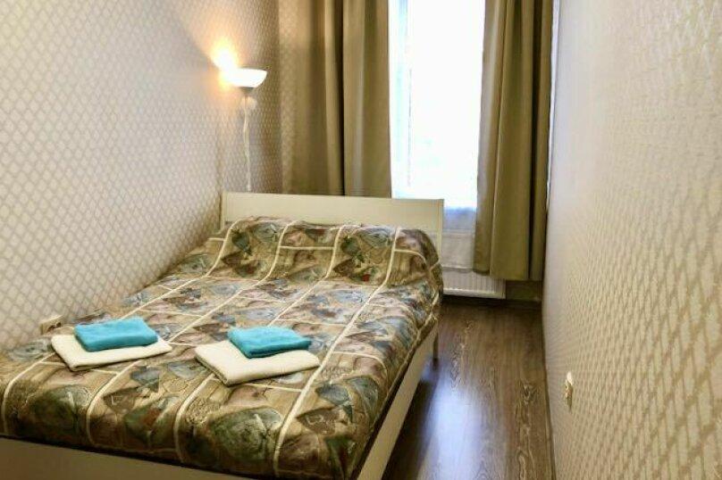 Двухместный номер с 1 кроватью, набережная Обводного канала, 223к1, Санкт-Петербург - Фотография 1