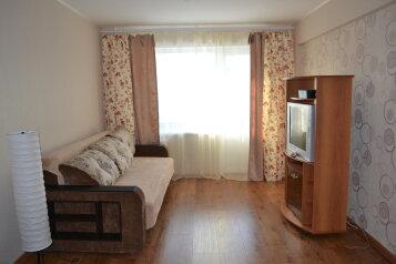2-комн. квартира, 47 кв.м. на 4 человека, улица Антикайнена, 12Б, Сегежа - Фотография 1
