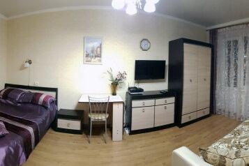 1-комн. квартира, 29 кв.м. на 4 человека, Карасунская улица, 56, Краснодар - Фотография 1