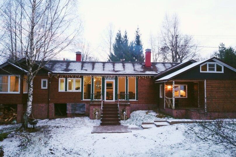 Шале , 132 кв.м. на 11 человек, 3 спальни, Артемово, 36А, Пушкино - Фотография 1