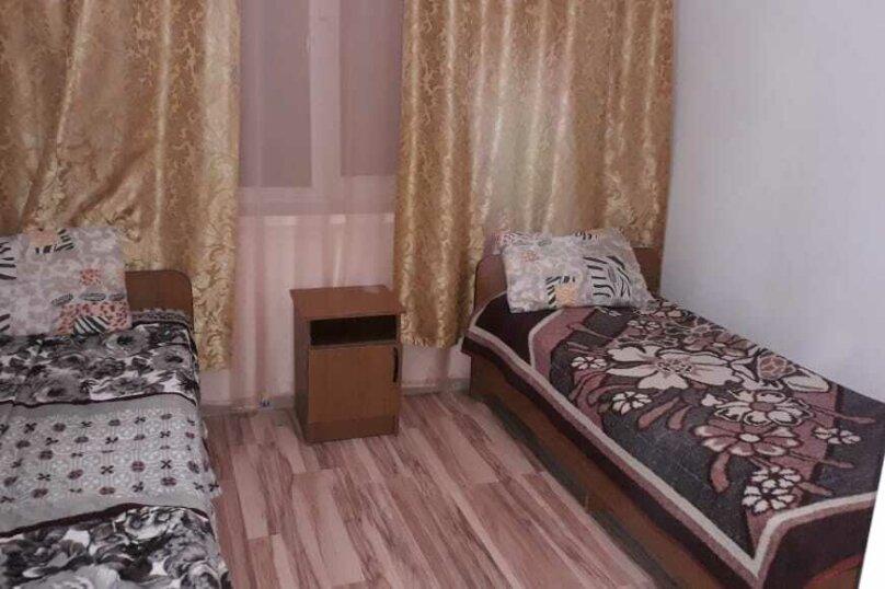 2-х местный эконом -1  номер, переулок Самбурова, 19, Благовещенская - Фотография 1