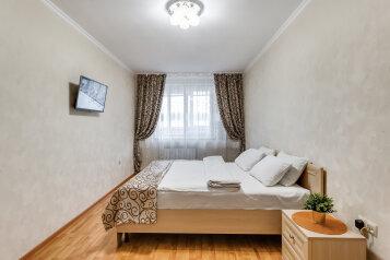 2-комн. квартира, 62 кв.м. на 4 человека, Халтуринский переулок, 85, Ростов-на-Дону - Фотография 1