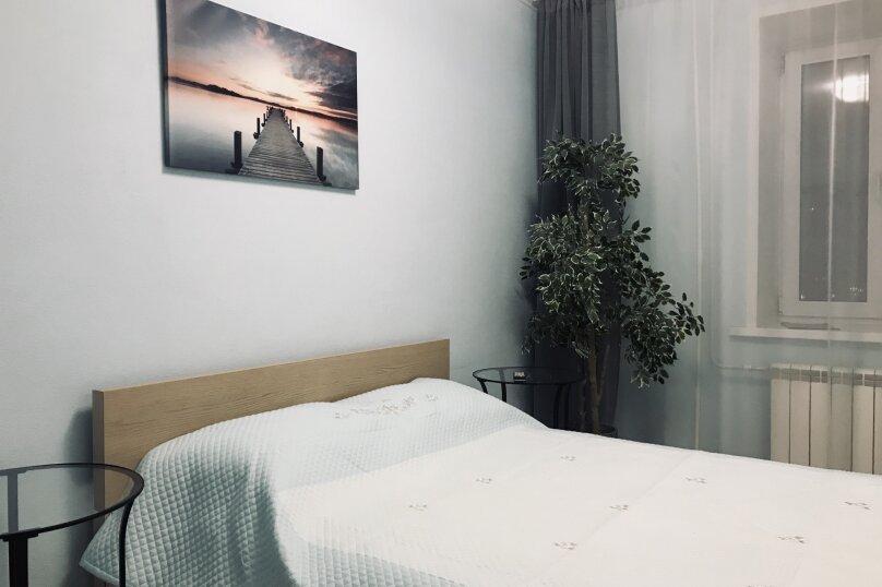 2-комн. квартира, 70 кв.м. на 6 человек, Казанское шоссе, 1, Нижний Новгород - Фотография 1